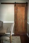 Artistic Barn Door