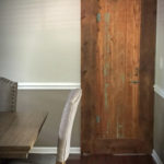 Artistic Barn Door