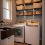 Laundry Room Remodel with Farmsink