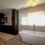Bathroom Remodel with Standalone Soaking Tub