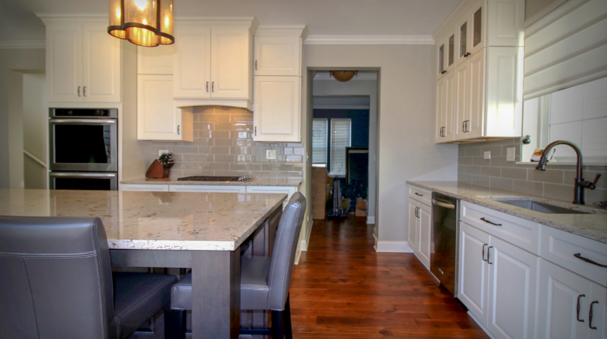 Beautiful Details of Kitchen Remodel