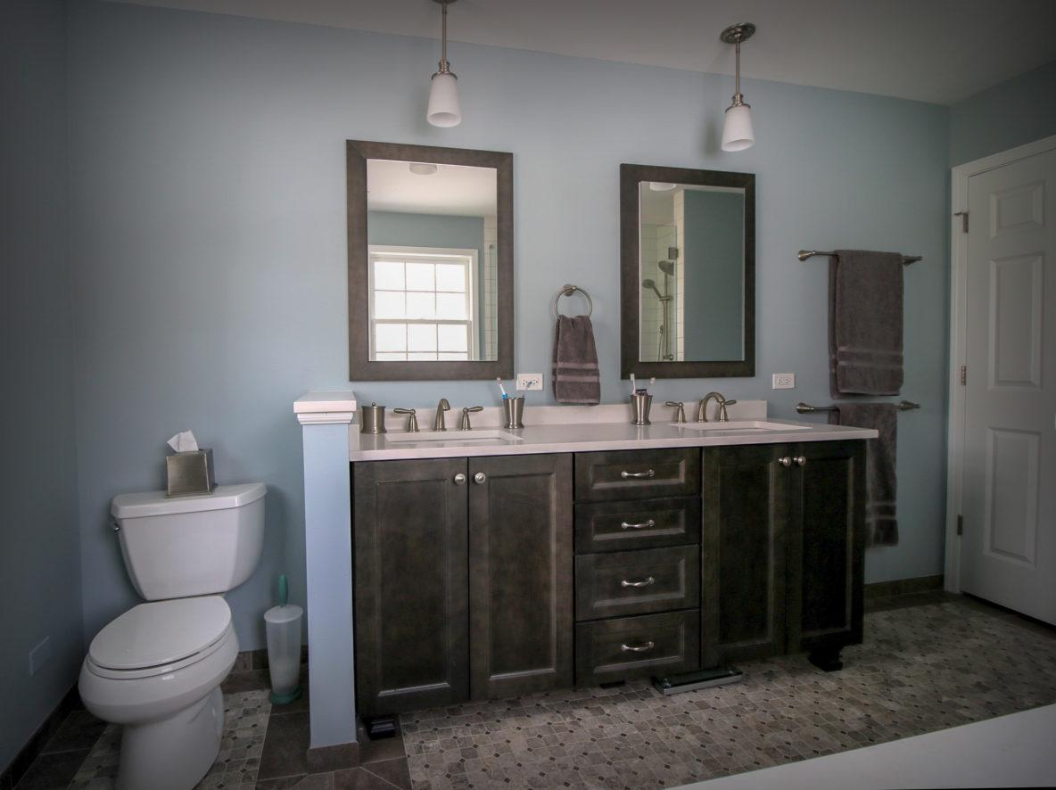 Bathroom Vanity with Plenty of Storage