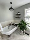 Vintage Inspired Master Bath